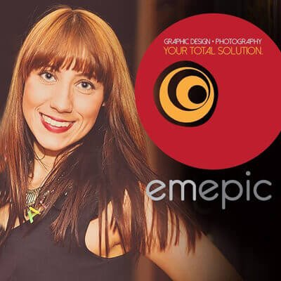 Emepic Emma Nally testimonial for web design